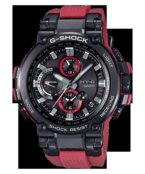 Casio G-SHOCK MTG-B1000B-1A4