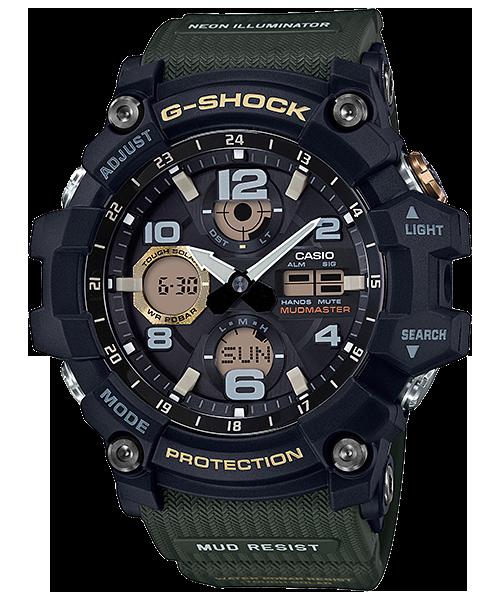 Casio G-SHOCK GSG-100-1A3