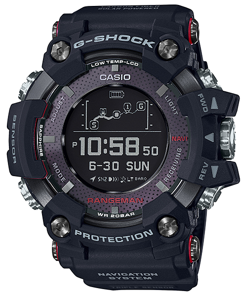 Casio G-SHOCK GPR-B1000-1