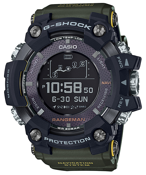 Casio G-SHOCK GPR-B1000-1B