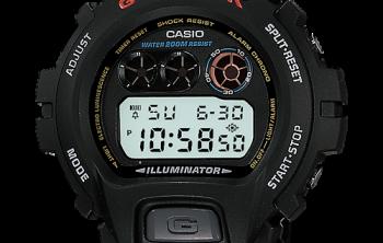 Casio G-SHOCK DW-6900-1VH