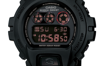 Casio G-SHOCK DW-6900MS-1