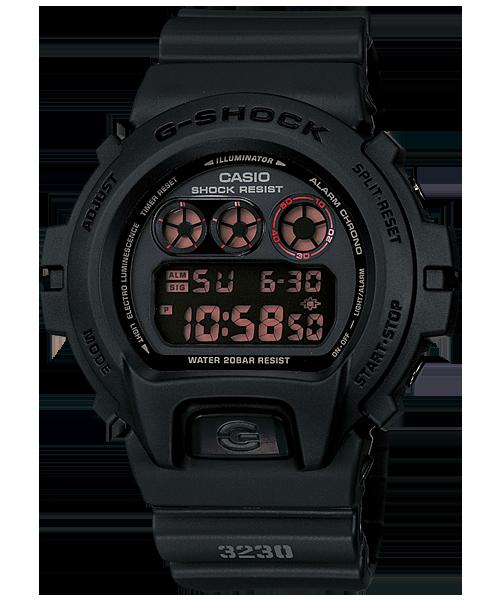 Casio G-SHOCK DW-6900MS-1 - Imagen 1