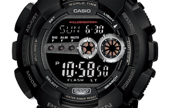 Casio G-SHOCK GD-100-1B