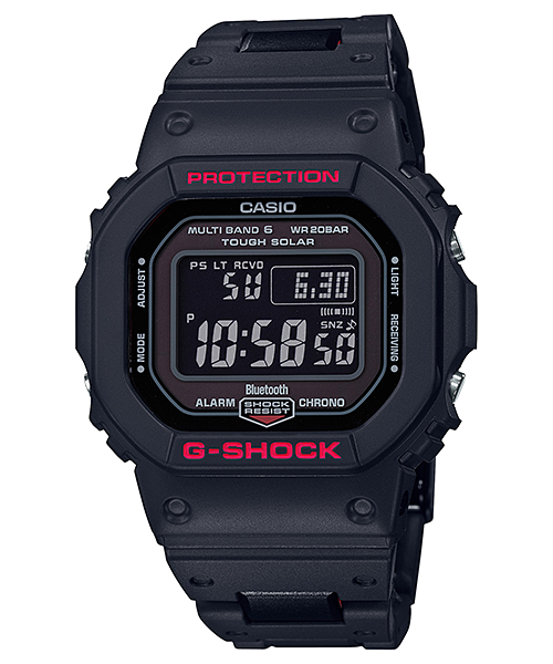 Casio G-SHOCK GW-B5600HR-1