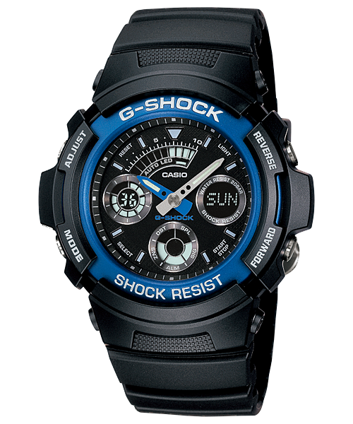 Imagen del Casio G-SHOCK AW-591-2A