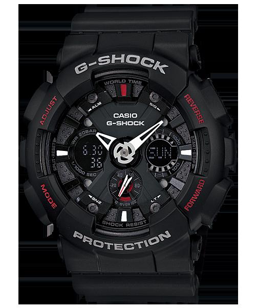 Casio G-SHOCK GA-120-1A