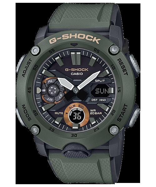 Casio G-SHOCK GA-2000-3A
