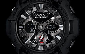 Casio G-SHOCK GA-201-1A