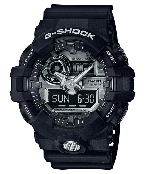 Casio G-SHOCK GA-710-1A