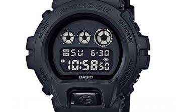 El mejor reloj G-Shock para la Policía: Relojes duros para aplicación de la Ley
