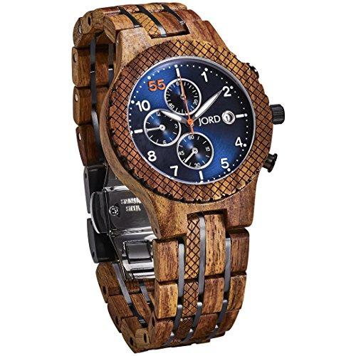 Las mejores marcas de relojes de madera