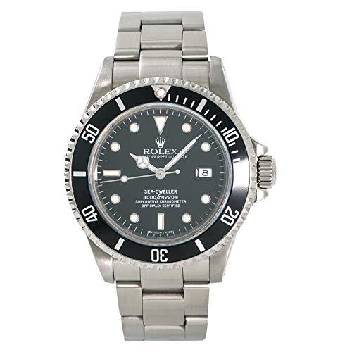 Rolex 16600 frente a 16610 Revisión: Debo comprar un Rolex Sea-Dweller Submariner o?