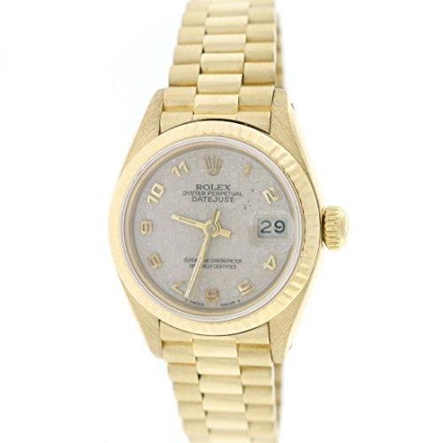 President Datejust 69178 Vs Rolex Datejust 79178: ¿Cómo decidir entre dos relojes magníficos?