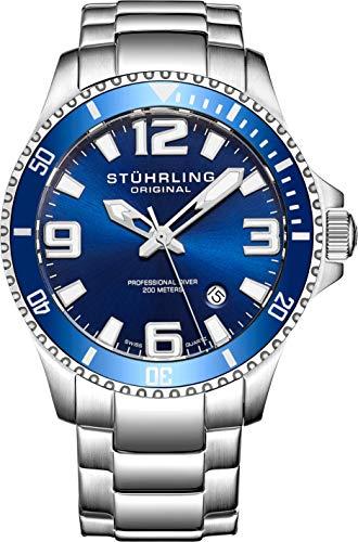 Relojes Stuhrling: análisis en profundidad