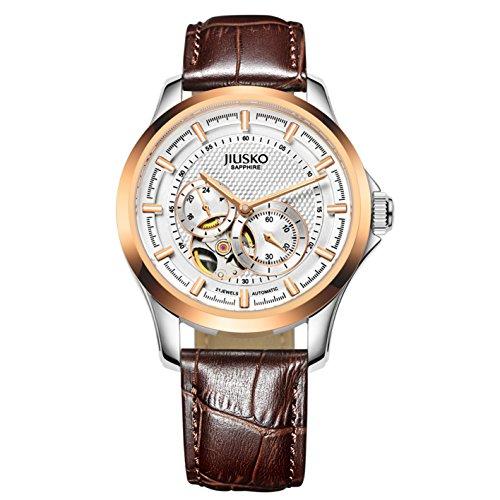 Revisión de la marca de relojes de Jiusko
