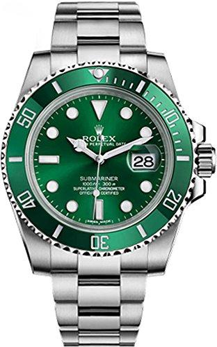 La guerra de los Rolex: Rolex Hulk Vs. Batman - Imagen 1