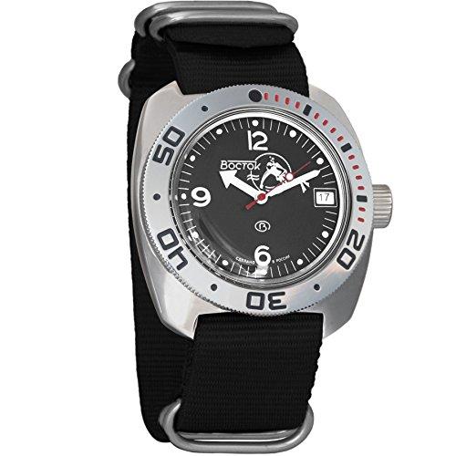 Relojes Vostok: ¿Es esta marca rusa es buena?