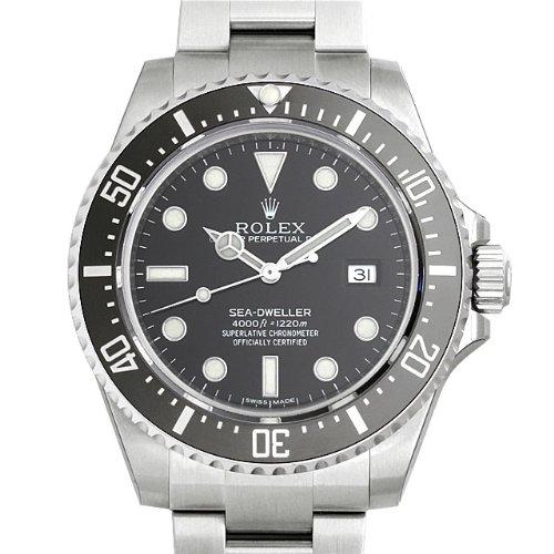 Sea Dweller vs Submariner: Un Rolex de buceo de lujo - Imagen 1