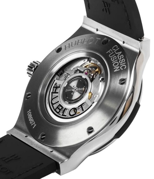 Hublot Classic Fusion Review Movement