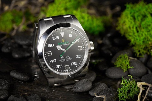 Rolex Air King Review Featured