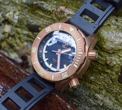 Zelos Watches Review Abyss 2