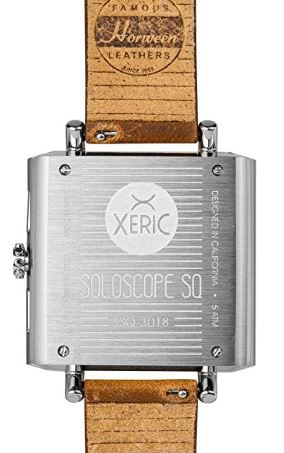 Xeric watch review - Xeric Soloscope SQ watch