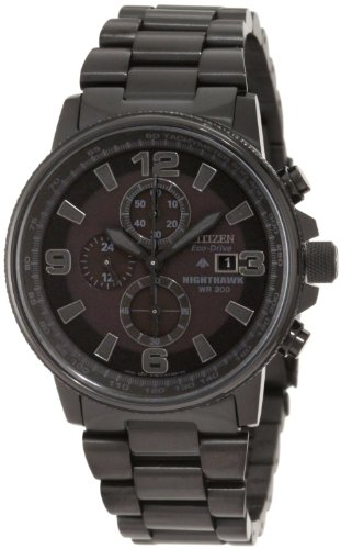 Citizen Nighthawk Negro, analisis en profundidad