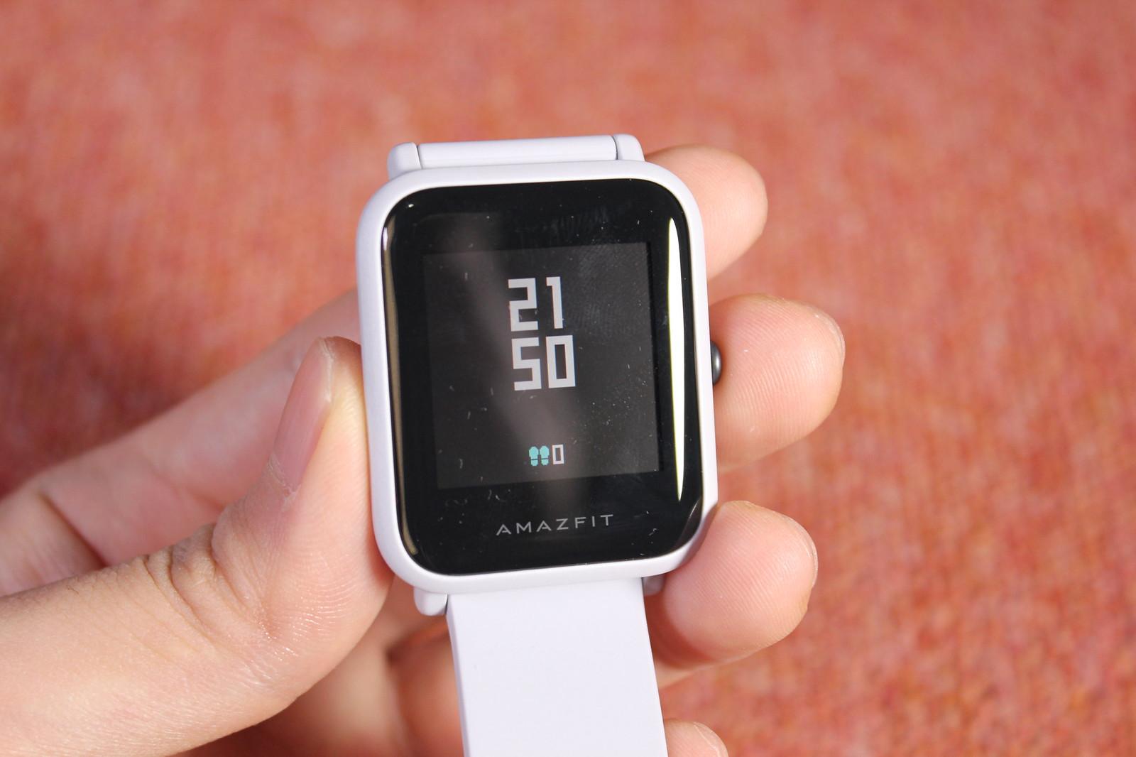 Smartwatch Xiaomi Amazfit para Hombre - Imagen 1
