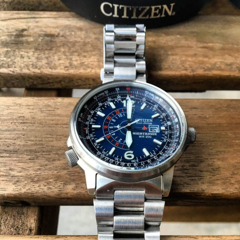 Revisión de Citizen Nighthawk Promaster