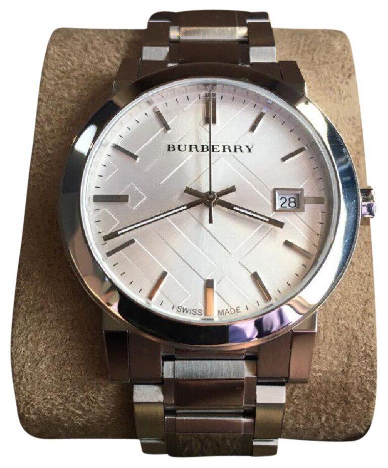 Revisión de relojes Burberry: ¡El reloj de diseñador que vale la pena!