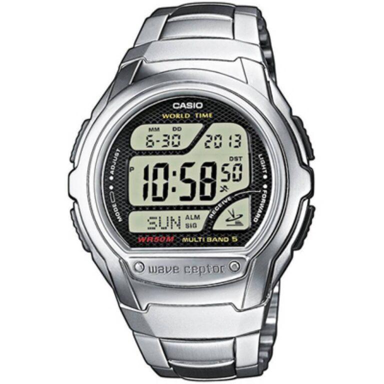 10 mejores relojes Casio Wave Ceptor
