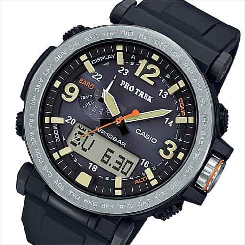 10 asombrosos relojes Casio Pathfinder Protrek