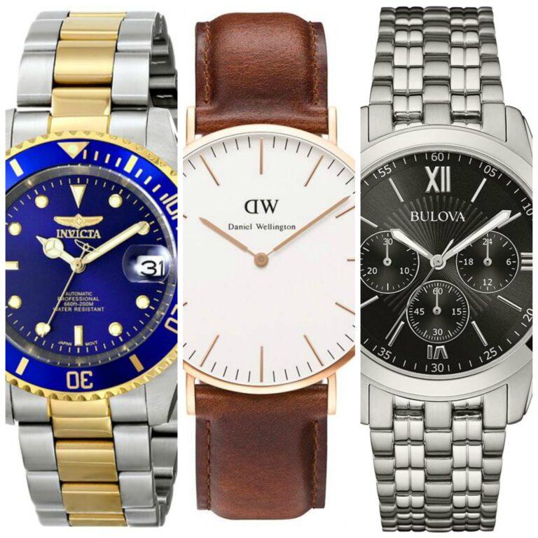 10 excelentes relojes asequibles para hombres