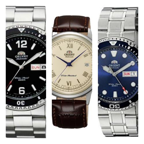 Revisión de relojes Orient: ¿son buenos?