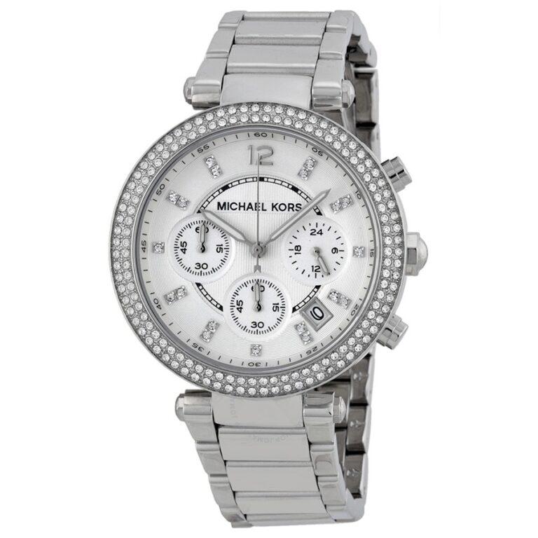 Revisión de MK5353 del reloj de mujer Michael Kors Parker