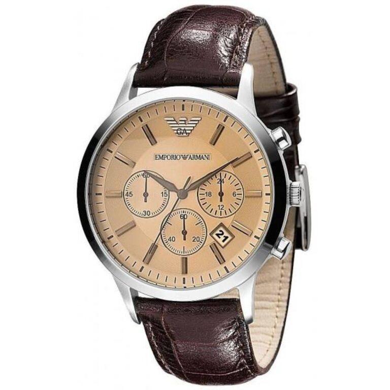 Revisión del reloj Emporio Armani AR2433 para hombre