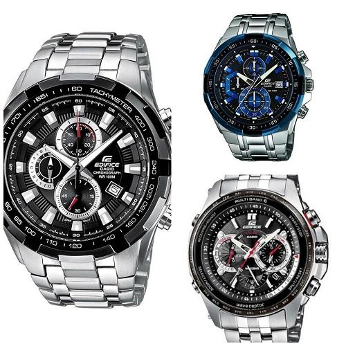 Los 5 mejores relojes Casio Edifice para hombres de 2021