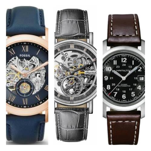 Los 10 mejores relojes de hombre que no necesitan pilas